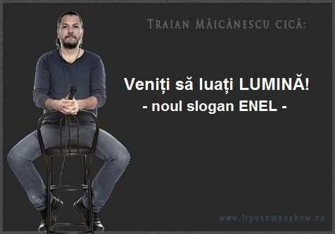 stand up comedy Romania enel