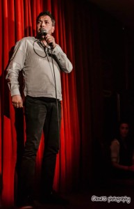 standup comedy in Bucuresti