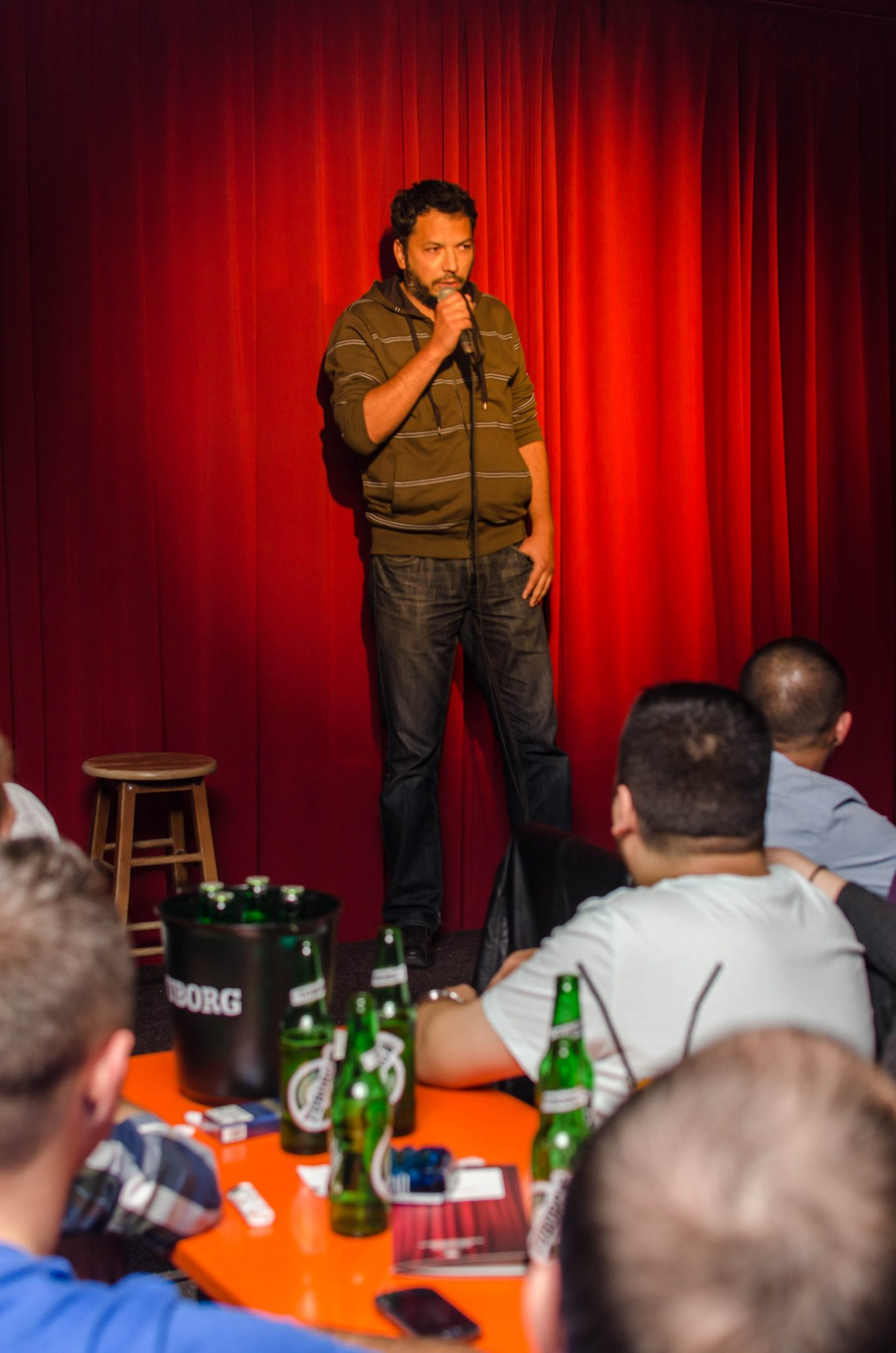 Club 99 Standup comedy