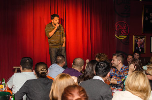 standup comedy, club 99